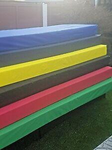 Kosipad Garden Furniture Foam Cushions/Pads PU Coated Waterproof Cover 6 Colours