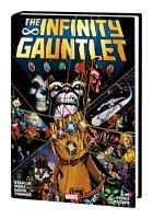 Infinity Gauntlet Omnibus Hc Perez Cvr New Ptg Marvel Comics Preorder