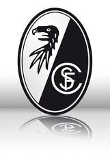 SC Freiburg Spiegel Fussball Fanartikel Wandspiegel 50 x 33cm SCF