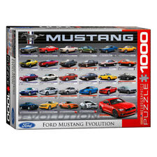 Ford Mustang Evolution 1000 Piece Jigsaw Puzzle NEW