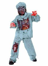 Zombie Doctor Walking Dead Child Costume