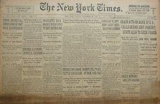 12-1930 December 28 EINSTEIN STATUE. JOFFRE GRAVELY ILL. EXPANSION IN NAVAL