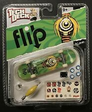 Tech Deck Flip Tom Penny 96mm XConcepts 2004 New Sealed Green Cyclops Monster