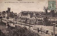 02 - cpa - LA FERE - Porte de Laon   (E5802)