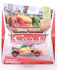 Disney Pixar Cars 2 RIP CLUTCHGONESKI Package Error World Grand Prix New Sealed