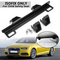 Auto Latch ISOFIX Gurtverbinder Kindersitz Halterung Sicherung für Audi A4  *