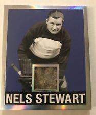 2017-18 Leaf Hockey Cards NELS STEWART Relic 1948 Retro Vintage 1/2 Silver
