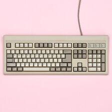 Vintage AT Computer Keyboard [SK-710W]