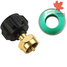 Safest QCC1 Propane Refill Adapter Fits All 1 LB Throwaway Disposable Cylinde...