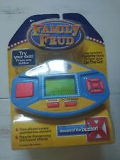 Family Feud - Handheld Electronic Game - #09528 - NEW - Sealed Retail Package