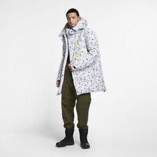 Nike Lab ACG Down Fill Parka Jacket Men's Size: M AQ3517-100 White