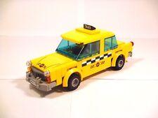 LEGO Custom Modular Building - New York Taxi Cab - PDF instructions only!