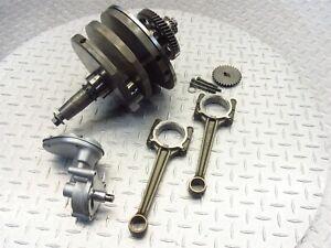 2005 05-09 Suzuki VL1500 C90 Boulevard Crankshaft Connecting Rods Oil Pump