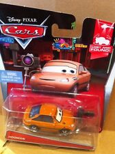 """DISNEY CARS DIECAST - """"Hooman"""" - New 2015 Card - Combined Postage"""
