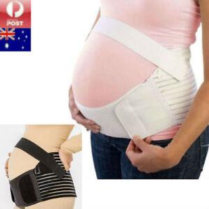 Maternity Pregnancy Support Strap Belt Brace Abdominal Back Belly Waistband Bum