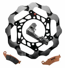 Braking 270mm Batfly Aluminum Front Brake Rotor Kit KTM 505 450 Husaberg FE501