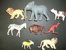 PLASTIC FARM AND ZOO ANIMALS   Lot 2