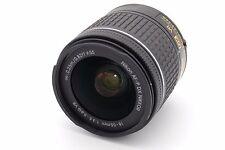 Nikon AF-P Nikkor 18-55mm f/3.5-5.6G VR Zoom Lens for Nikon DSLR Cameras