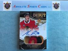 2018-19 Ultimate Collection HENRI JOKIHARJU RC | 4clr Jersey | Auto | # /99