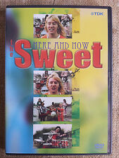 The Sweet - Here and Now - DVD in ottime condizioni