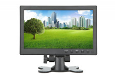Lancevon- 10.1 inch HDMI VGA HD LCD Monitor display screen ; Work for raspberry