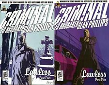 Criminal #9-10 Volume 1 (2006-2007) Icon - 2 Comics