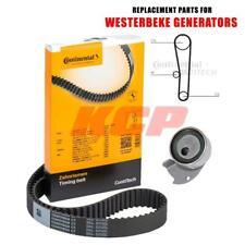 WESTERBEKE GENERATOR TIMING BELT AND TENSIONER 035578 AND 035574