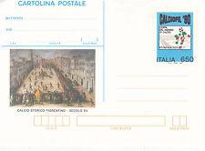 Italy Cartolina Postale 1990 Italia 90 Unused VGC