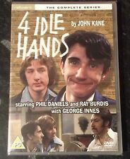 4 IDLE HANDS DVD (PHIL DANIELS) BRAND NEW & SEALED MINT CONDITION FREE POST