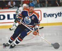 "Wayne Gretzky Edmonton Oilers NHL Action Photo (Size: 8"" x 10"")"