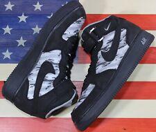 Nike Air Force 1 Stash Recon Nort AF-X Black Camo Shoe VTG 2004 [309040-001]- 11