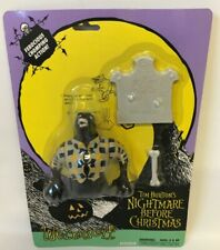 Vintage 1993 Nightmare Before Christmas Werewolf Action Figure 80107, Sealed!