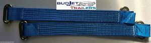 2 Pack   Tyre Link Strap Car Carrying Strap, Wheel Strap, car trailers