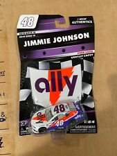 Jimmie Johnson NASCAR Authentics Ally Darlington 2019 Wave 10 1/64 DieCast