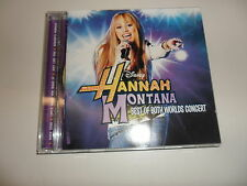 CD Hannah Montana-Best of Both worlds concert