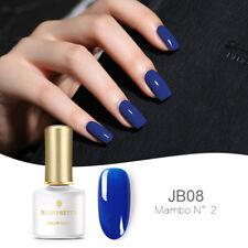 6ml BORN PRETTY UV Gel Nail Polish Soak off Jazz Blue Series BP-JB08