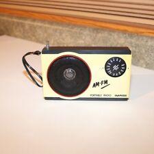 IMA AM/FM Transistor Radio MR15