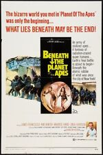 Beneath The Planet Of The Apes Movie Poster 24x36