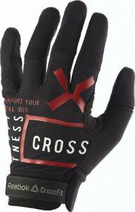 Reebok CrossFit Training Gloves Size S Black RRP £45 Brand New CZ9889 FREE POST