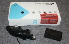 Nintendo DSi Launch Edition Lot BLUE Handheld System & Games Excellent!