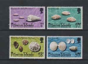 Pitcairn Island - 1974, Shells set - MNH - SG 147/50