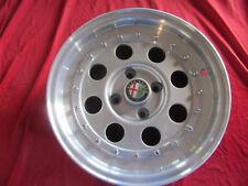 Alfa Romeo Spider / Gt Bertone Llanta de Aluminio 7 X 15 Et 18 Con