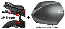 SHAD 3P Seitenkoffer-Träger W0RS15IF BMW R 1200 R / RS LC + SH36 Koffer
