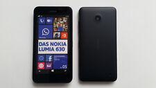 Nokia Lumia 630 in Black Handy Dummy Attrappe - Requisit, Deko, Ausstellung