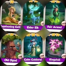 6x Forest Set ### Coin Master Cards (Fastest Delivery)