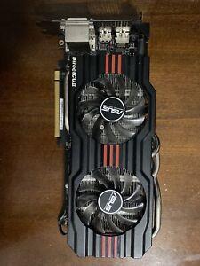 ASUS HD7870 2GB GDDR5 GPU ( CHECK DESCRIPTION)