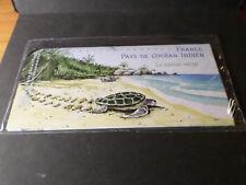 FRANCE/OCEAN INDIEN 2014 BLOC EMISSION COMMUNE P4945 TORTUES TURTLES neuf**, MNH