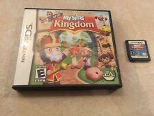 MySims Kingdom (Nintendo DS, 2008) - DS