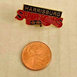 Vintage Harrisburg Senators Logo Pin Metal Super Rare