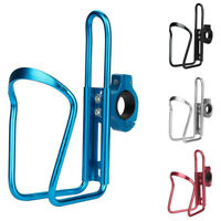 Holder Mount Bicycle Cycling Water Bottle With Clamp Aluminum-Alloy Road Bikes